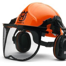Fluoreszierender Helm