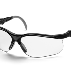 Schutzbrille Basic Clear
