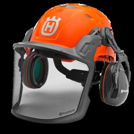 Helm Orange